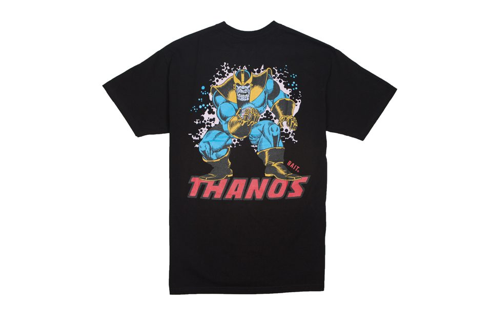 BAIT x Marvel Thanos