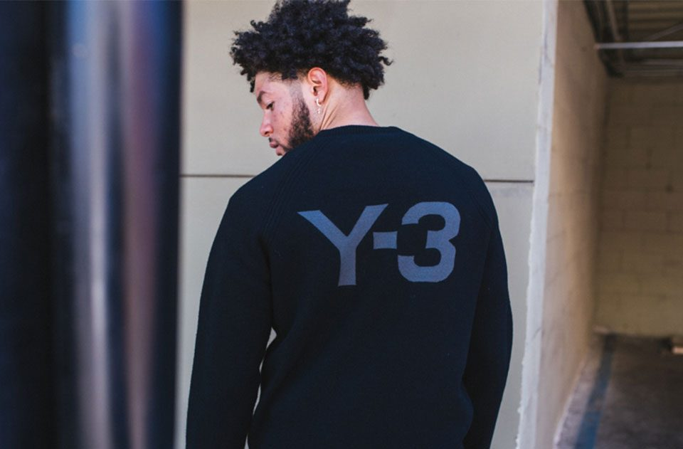 Adidas Y3 Fall Apparel Has Arrived