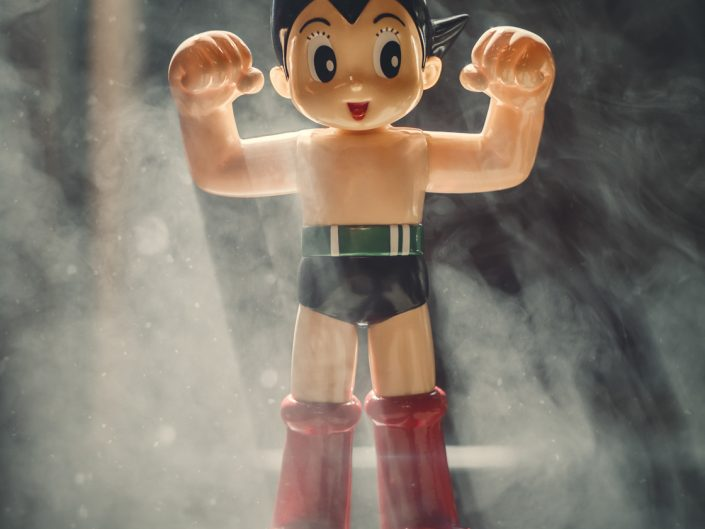 BAIT x Switch Collectibles Astroboy Figure