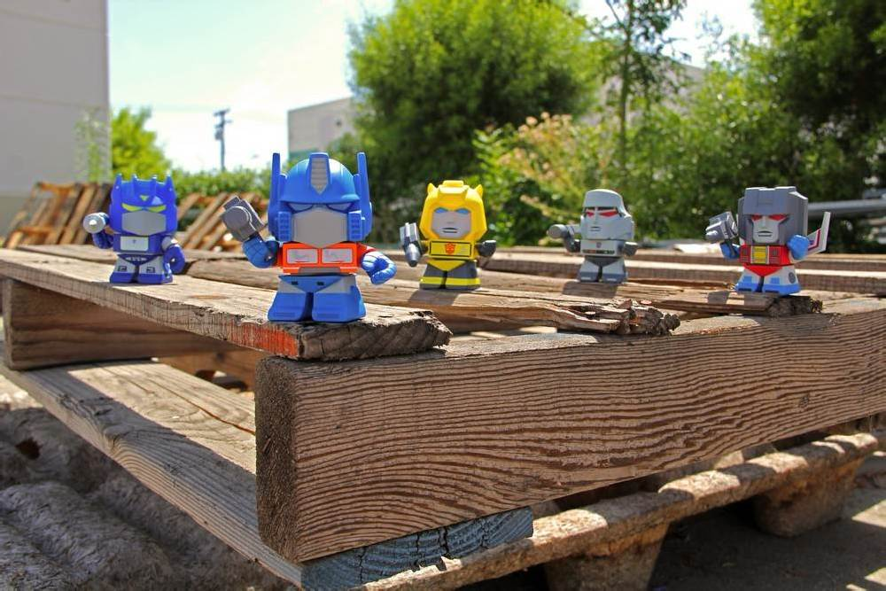 The Loyal Subjects x Transformers Mini-Figure Series 1 – Now Available @ BAIT!