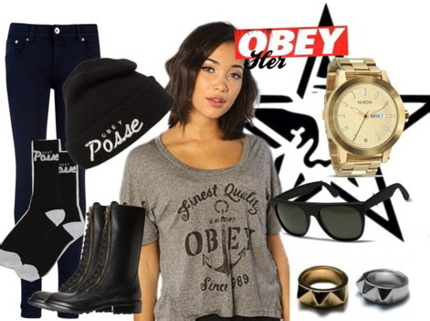 OBEY Her…